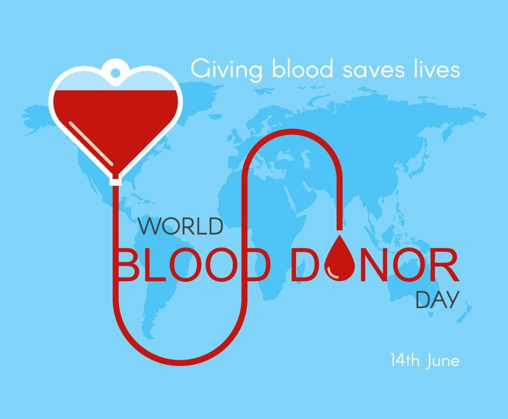 World Blood Donor Day 14 June